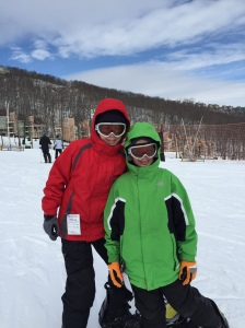 snowboarding brothers